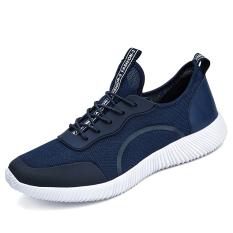 Beli Jala Yard Besar Sepatu Pria Olahraga Laki Laki Dan Sepatu Santai Tf Biru Lengkap