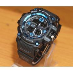 Jam Tangan Pria Casio G Shock Batman Doubletime Black Blue Waterresist - Da76d6