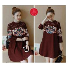 J&C Atasan Blouse Butterfly / Blouse Korea / Atasan Muslim / Baju Muslim / Dress Korea