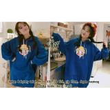 Harga J C Jumbo Sweater Baby Blue Sweater Jumbo Wanita Sweater Big Size Hoddie Jumbo Hoodie Big Size Baru