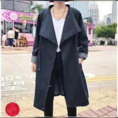 J&C Long Coat Oshin / Jas Panjang / Blazer Panjang / Jaket Musim Dingin / Outer Wanita / Jaket Panjang / Mantel Korea