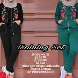 Beli J C Training Setelan Wanita Baju Olahraga Wanita Baju Senam Baju Setelan J C Online
