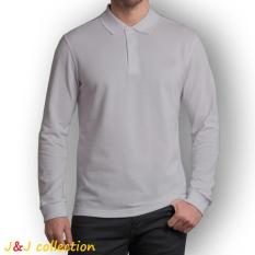 J J Collection Kaos Krah Kancing V Neck Lipat J J Collection Diskon