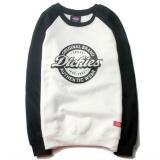 Harga Jepang Trend Dickies Hoodies Cetak Huruf Cashmere Sweater Bigbang G Dragon Dickies Hooded Sweatshirt Putih Intl Branded