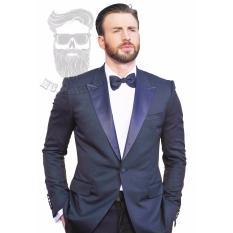 Harga Jas Chris Evans Formal Style Df3003 Jas Pria Jas Maskulin Jas Formal Navy Blue Asli
