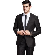 Beli Jas Formal Pria Mode Black Jas Kantor Fortunecloth Murah