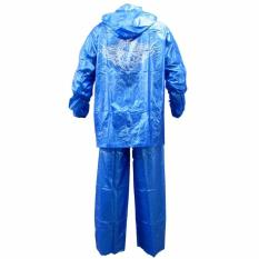Promo Jas Hujan Jaket Celana Tribal Ibex Biru Di Di Yogyakarta