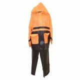 Toko Jual Jas Hujan Jaket Celana Twin Elephant Kombinasi Setelan Skotlet Orange
