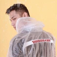 Jas Hujan Kaesang Rainware Setelan Celana Jaket Tugas Negara Bos