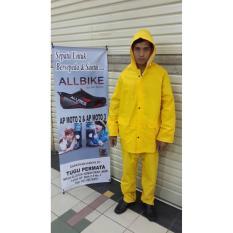 Jas Hujan Proyek Baju Celana Layar - Sxgznw