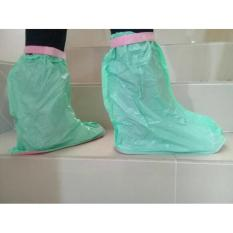 Jas Hujan Sepatu / Waterproof Shoes Cover By Nnc Shop.