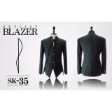 Beli Jas Premium Stylist Blazer Black Casual Trend Fashion Korean Sk 35 Hitam Jas Premium Online