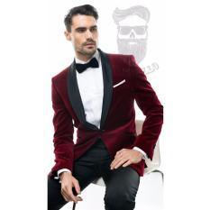 Tips Beli Jas Pria Formal Premium Maroon Merah Jas Pesta Jas Prewedding Jas Limited Jas New Arrival Yang Bagus