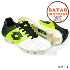 Java Sepatu Sepak Bola Keren Dengan Jahitan Sole Yang Kuat SND 114 - Hijau