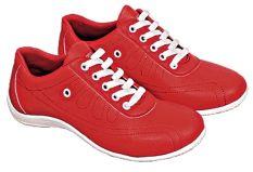 Java Seven ARS 926 Sepatu Lari/ Olahraga Wanita Syntetic Menarik (Merah)