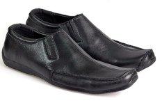 Toko Java Seven Bjb 714 Sepatu Loafer Pria Kulit Asli Bagus Hitam Online Jawa Barat