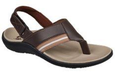 Java Seven CCP 702 Sandal Hiking Balita/ Anak Laki-Laki Syntetic Bagus (Coklat)