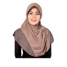Java Seven Hdn 865 Kerudung Muslimah Wanita Tr Komb Bagus Dan Lucu Terbaru 2017 Coklat Int One Size Terbaru