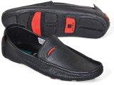 Spesifikasi Java Seven Hjd 813 Sepatu Loafer Pria Kulit Asli Bagus Hitam Online
