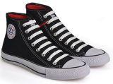 Jual Java Seven Lst 102 Sepatu Sekolah Casual Sneaker Pria Canvas Menarik Hitam Java Seven Murah