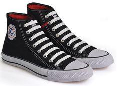 Review Java Seven Lst 102 Sepatu Sekolah Casual Sneaker Pria Canvas Menarik Hitam Di Jawa Barat