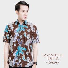 Toko Jayashree Batik Kemeja Slimfit Avana Pria Yang Bisa Kredit