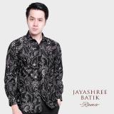 Harga Jayashree Batik Kemeja Slimfit Rama Bw Longsleeve Pria Di Dki Jakarta