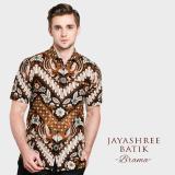 Spesifikasi Jayashree Batk Slimfit Brama Shortsleeve Pria