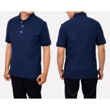 Harga Jayasinar Baju Pria Polo Shirt Polos Pendek Navy Paling Murah