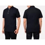 Jual Jayasinar Kaos Polos Polo Shirt Hitam Di Bawah Harga