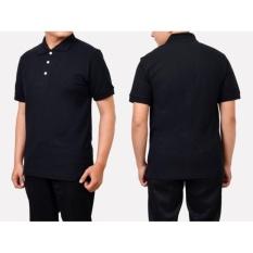 Jayasinar Kaos Polos Polo Shirt - Hitam