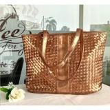 Beli Jcf Tas Tote Bag Bahu Kulit Pu Fashion Import Korean Style Bagus Branded Wanita Remaja Dan Dewasa Bonita Bronze Pake Kartu Kredit