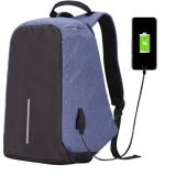 Jual Jdm Laptop Backpack Bisnis Laptop Casing Dengan Usb Charge Port Anti Pencurian Tahan Air Kasual Tas Sekolah Untuk College Travel Backpack Untuk Macbook Pro 15 15 6 Inch Laptop Ultrabook Biru Intl Di Bawah Harga
