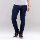 Promo Jeans Denim Skinny Celana Jeans Skinny Biowash Celana Panjang Pria
