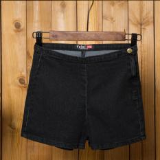 Jual Beli Jeans Hitam Ketat Yang Super Celana Pendek Elastis Hitam