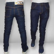 Celana Jeans Pria - Fit Skinny Stretch Elastis Keren