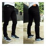Harga Jeans Sekiny Black Asli Celana Panjang Pria
