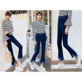 Jual Jeans Wanita Fashion Vs Tiffany Hw Cutbray Duyung Di Bawah Harga