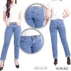 Obral Jeanz Ori Celana Panjang Wanita Boyfriend Jeans 017 Murah