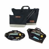 Toko Jeddy Bag Organizer Black D Renbellony Tas Organizer Handbag Organizer Mini Bag Terlengkap Jawa Tengah