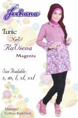 Jeehana Tunic Raviena - Tunic Katun - Jual Hijab & Baju Muslim Online