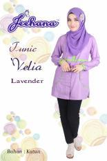 Jeehana Velia - Tunic Katun - Jual Hijab & Baju Muslim Online