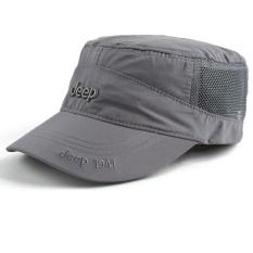 Beli Jeep Cepat Kering Hat Hat Cap Untuk Pria Dan Wanita Outdoor Sunshade Sports Sun Hat Intl Cicilan