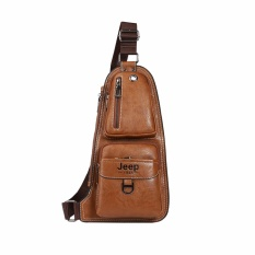 Rp 415.000. Jeep Travel Men's Bag Casual Pria Breastplate Fashion Messenger ...