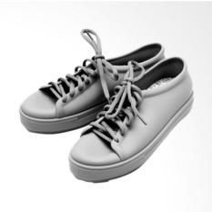 Obral Myanka Jelly Shoes Casual Abu Sepatu Wanita Murah