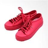 Jual Myanka Jelly Shoes Casual Maroon Sepatu Wanita Multi Asli