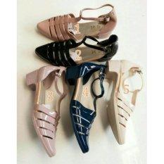 Beli Jelly Shoes Kimberly No 5 Krem Di Jawa Barat
