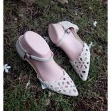 Jual Myanka Jelly Shoes Sabrina Krem Multi Asli