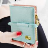 Beli Jepang Dan Korea Selatan Zipper Perempuan Baru Dompet Wanita Wallet Mutiara Biru Oem Dengan Harga Terjangkau