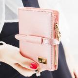 Harga Dompet Wanita Dompet Kecil Jepang Dan Korea Selatan Zipper Perempuan Mutiara Merah Muda Tas Tas Wanita Dompet Wanita Branded